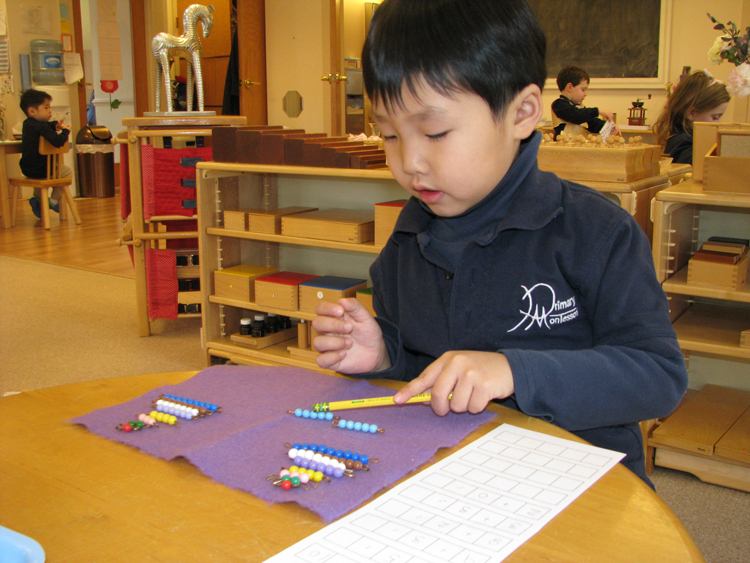 10 Signs of a Great Montessori School for Your Preschooler