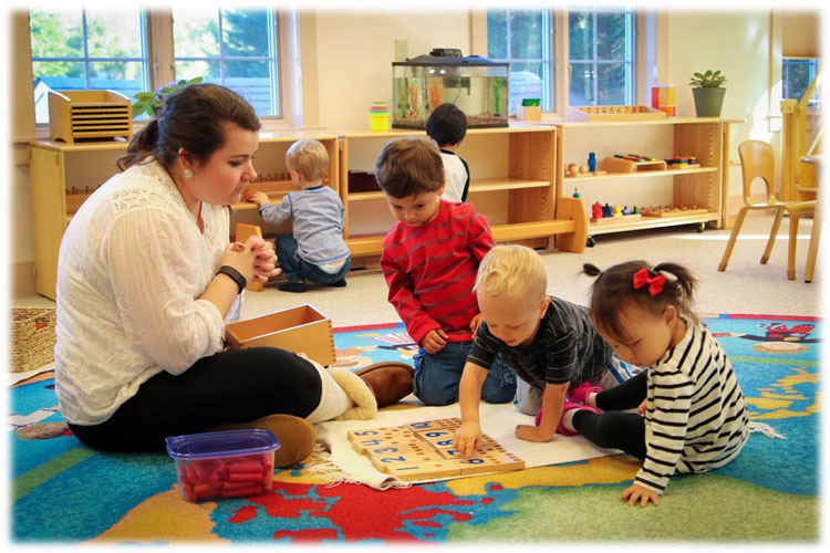 Dedicated Montessori Education for Gaithersburg MD Students