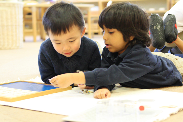How Montessori Beats Traditional Kindergarten