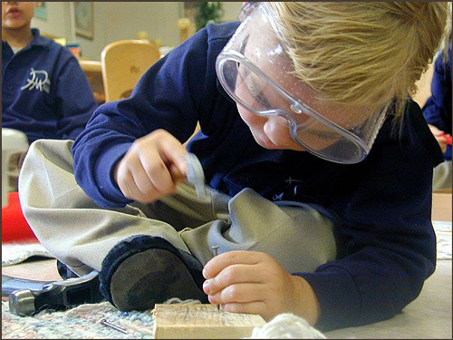 How STEM and Montessori Work Together