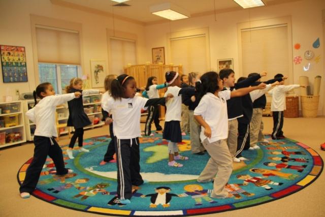 Karate Enrichment Program