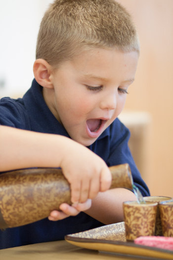 Montessori Preschoolers