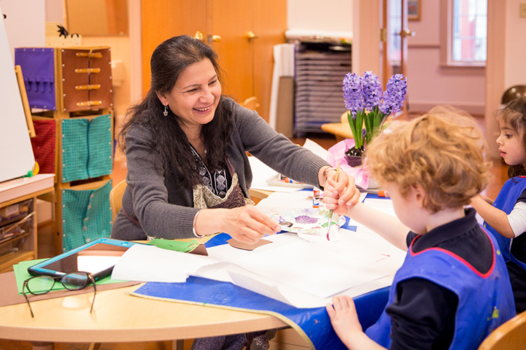 Montessori School in Bethesda, MD