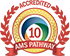 AMS Pathway Accredited