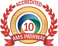 AMS Pathway Accredited Seal