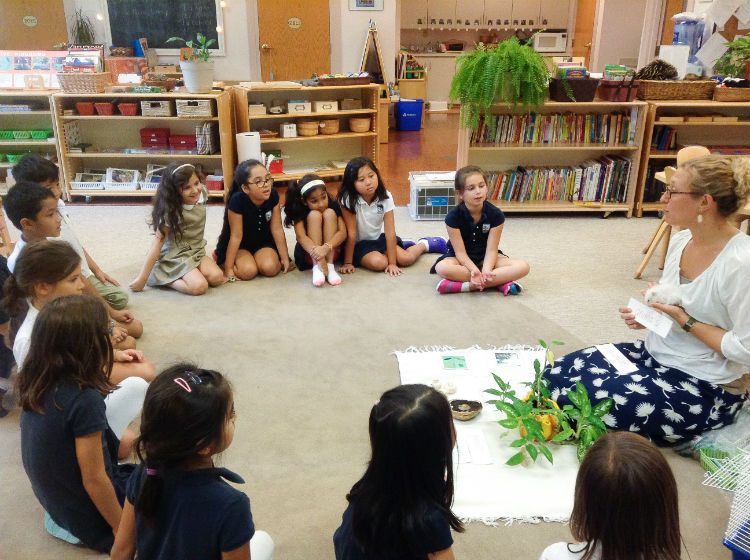 How Montessori Classrooms Balance the Use of Technology to Benefit Your Child