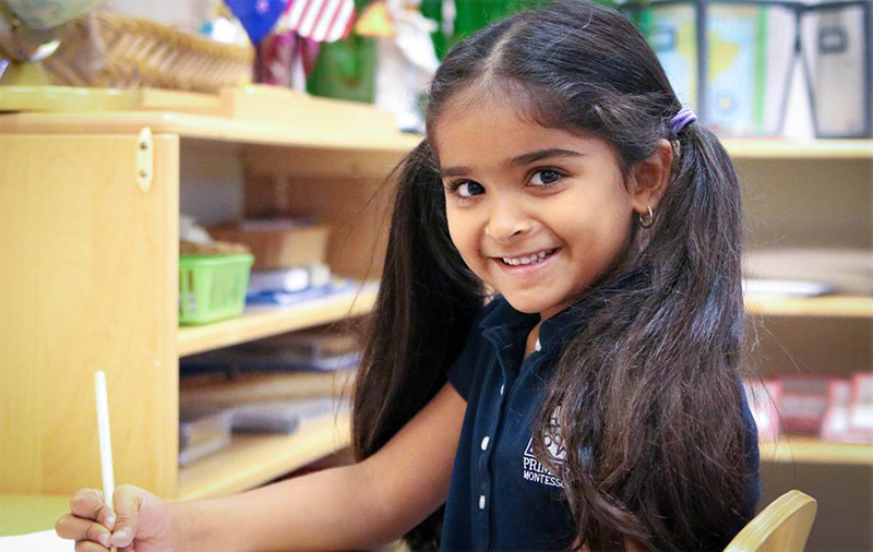 A balanced education at school | Primary Montessori | Maryland