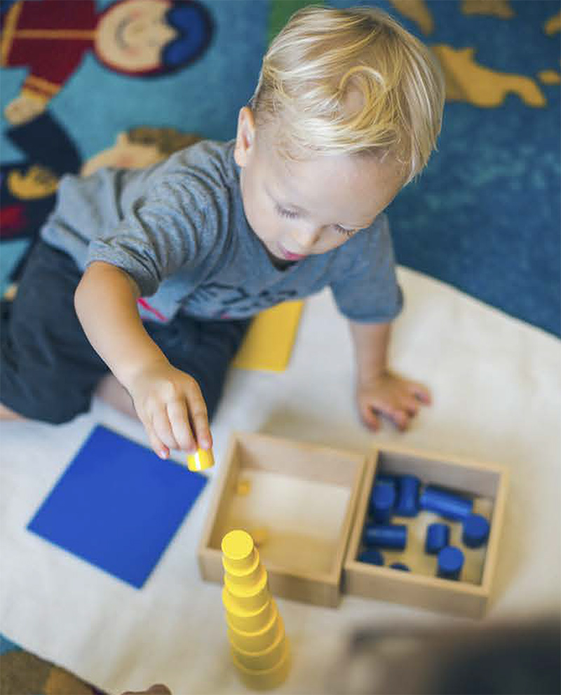 The Secrets of Montessori Teaching Methods | Primary Montessori | Maryland